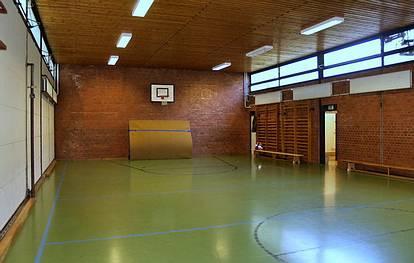 Blissestr. 22   -  Gymnastikhalle der Friedrich-Ebert-Oberschule - (C) Peter Hahn fotoblues