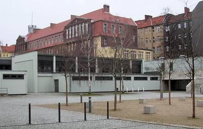 Danckelmannstr. 26-28  -  OSZ Oberstufenzentrum Recht - (C) Peter Hahn fotoblues