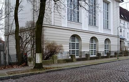 Kranzer Str. 3  -  Sekundarschule Wilmersdorf (Marienburg-Oberschule) - (C) Peter Hahn fotoblues