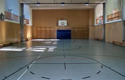 Münstersche Str. 15-16  -  Katharina-Heinroth-Grundschule - (C) Peter Hahn fotoblues