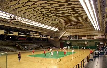 Sömmeringstr. 29  -  Sporthalle Charlottenburg - (C) Peter Hahn fotoblues