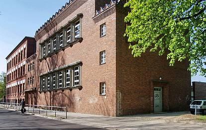 Alt-Stralau 34  -  Thalia-Grundschule - (C) Peter Hahn fotoblues