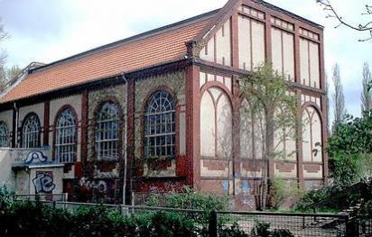 Rummelsburger Str. 3  -  Evangelische Schule Lichtenberg - (C) Peter Hahn fotoblues