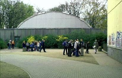 Sewanstr. 223  -  George-Orwell-Oberschule - (C) Peter Hahn fotoblues