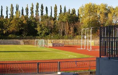 Lehrter Str. 59  -  Poststadion - (C) Peter Hahn fotoblues