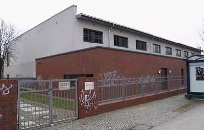 Neue Roßstr. 4-5  -  Oberschule am Köllnischen Park - (C) Peter Hahn fotoblues