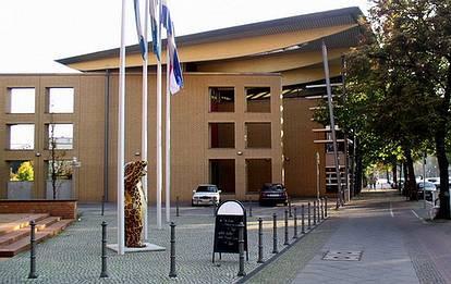 Paulstr. 20c  -  Anne-Frank-Grundschule - (C) Peter Hahn fotoblues