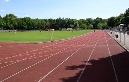 Buckower Damm 13  -  Stadion Britz-Süd - (C) Peter Hahn fotoblues