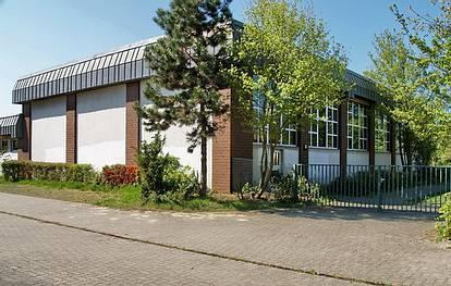 Miraustr. 120-126  -  Toulouse-Lautrec-Schule - (C) Peter Hahn fotoblues