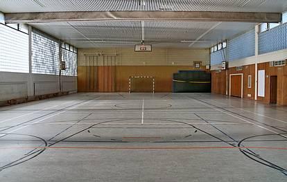 Sommerfelder Str. 5-7  -  Benjamin-Franklin-Schule - (C) Peter Hahn fotoblues