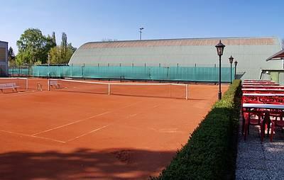 Tennisplatz VfL Tegel - (C) Peter Hahn fotoblues