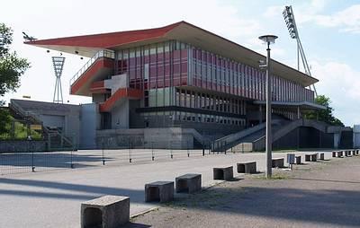 Stadion - (C) Peter Hahn fotoblues