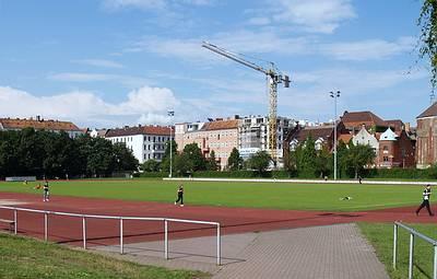 Kleines Stadion - (C) Peter Hahn fotoblues