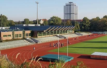 Fritz-Wildung-Str. 9  -  Stadion Wilmersdorf - (C) Peter Hahn fotoblues